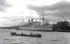 mitrbat nieuw holland 29-10-1946 van groep